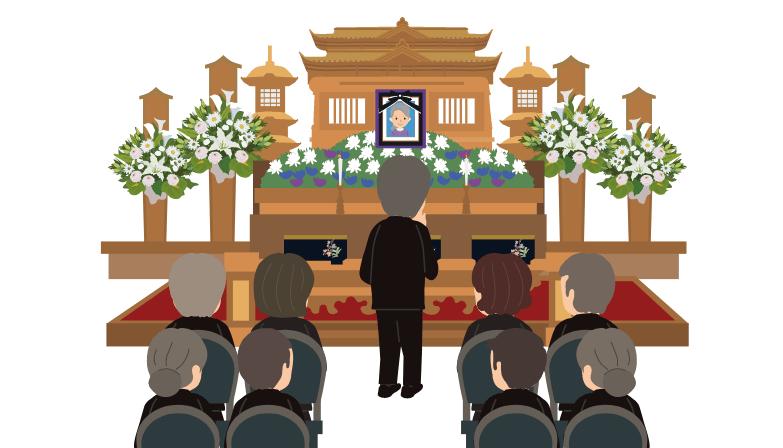 家族葬の流れ
